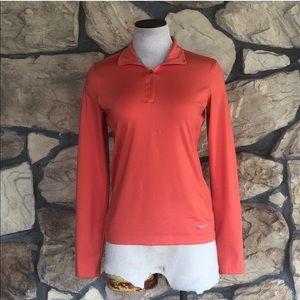 3/$20 {Nike} Golf PerformanCe Quarter Zip Top